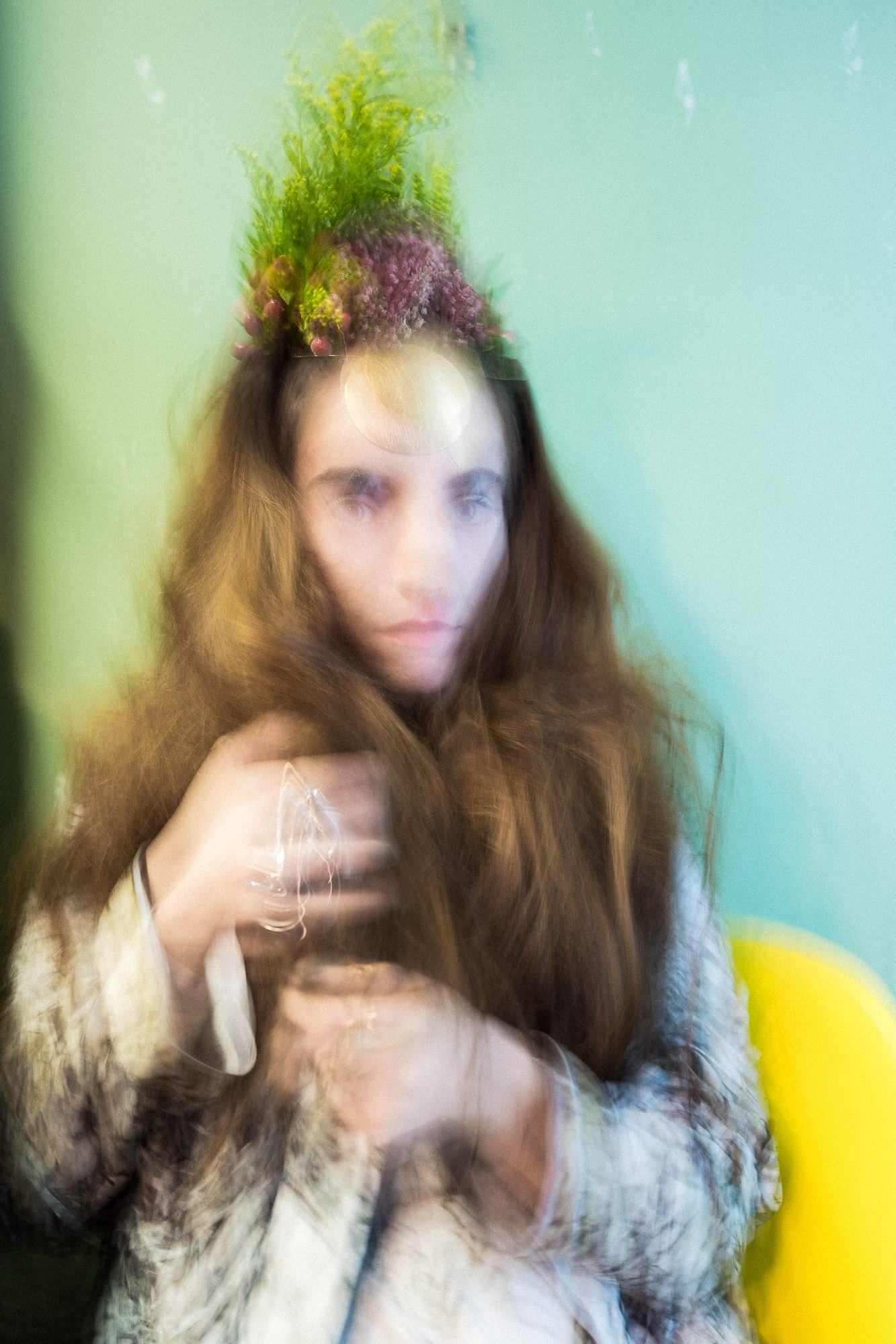 Sarah P. - Photo by Christoph Neumann